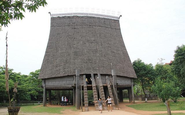 พิพิธภัณฑ์ชาติพันธุ์วิทยาเวียดนาม