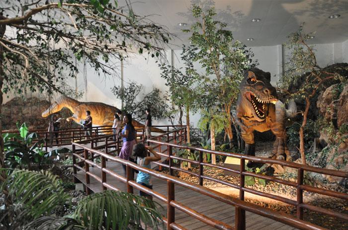 พิพิธภัณฑ์ไดโนเสาร์ ภูเวียง