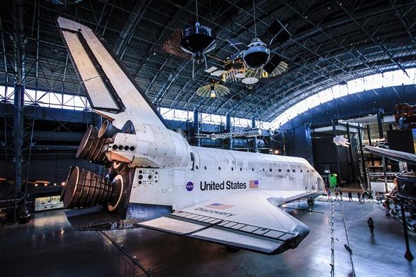 พิพิธภัณฑ์ National Air and Space