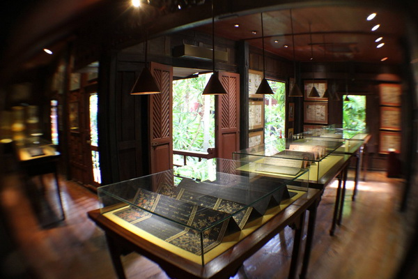 พิพิธภัณฑ์บ้านจิม ทอมป์สัน