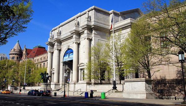 พิพิธภัณฑ์ประวัติศาสตร์ธรรมชาติอเมริกา