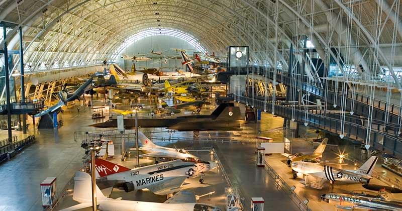 พิพิธภัณฑ์ยานบินและยานอวกาศแห่งชาติ