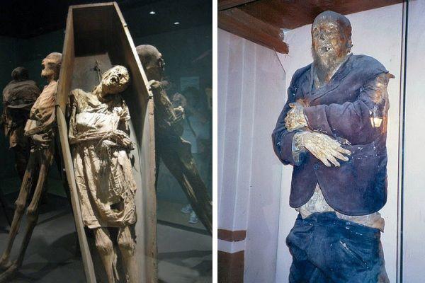 El Museo De Las Momias