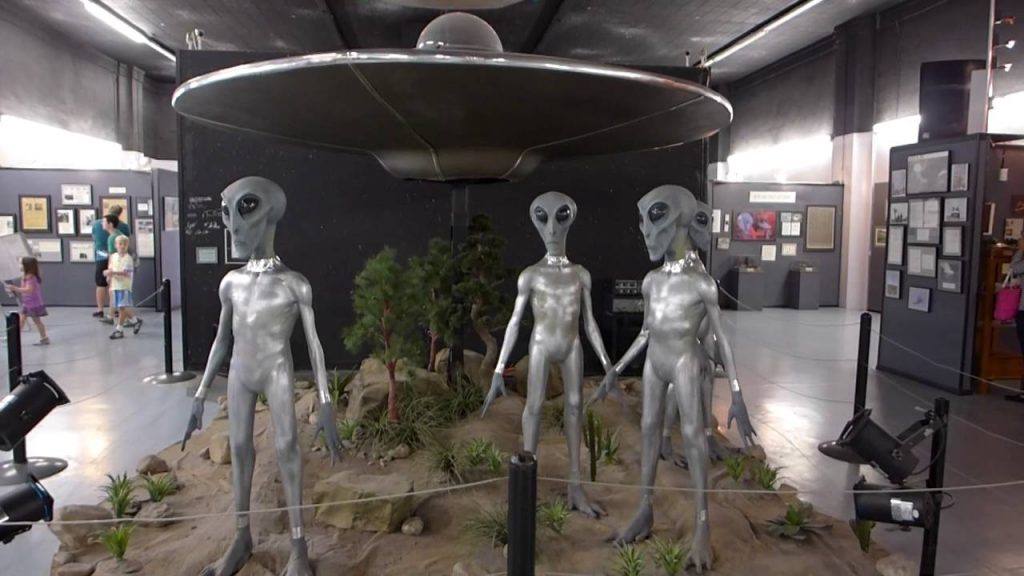 The International UFO Museum and Research Center