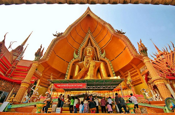 พระพุทธรูปปางประทานพร